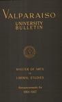 Graduate Catalog, 1966-1967