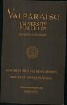 Graduate Catalog, 1969-1970