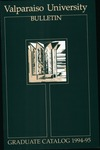 Graduate Catalog, 1994-1995