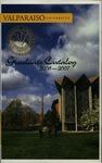Graduate Catalog, 2006-2007 by Valparaiso University