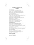 Graduate Catalog, 2007-2008 by Valparaiso University