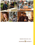 Graduate Catalog, 2015-2016