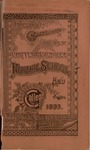 Old School Catalog 1895-96, Annual Catalog