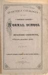 Old School Catalog 1879-80, Annual Catalog