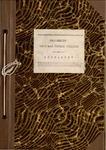 Old School Catalog 1866-67, Annual Catalog