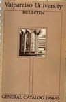 Undergraduate Catalog, 1984-1985