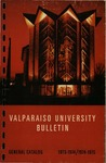 Undergraduate Catalog, 1973-1974 & 1974-1975