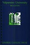 Undergraduate Catalog, 1991-1992