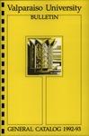 Undergraduate Catalog, 1992-1993