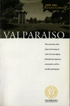 Undergraduate Catalog, 2000-2001 by Valparaiso University
