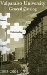 Undergraduate Catalog, 2003-2004
