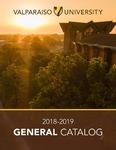 Undergraduate Catalog, 2018-2019 by Valparaiso University