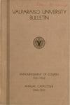 Undergraduate Catalog, 1940-1941