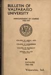 Undergraduate Catalog, 1935-1936