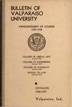 Undergraduate Catalog, 1936-1937