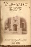 Undergraduate Catalog, 1949-1950
