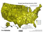 05.01 People Specifying Ancestry, 2012 by Jon T. Kilpinen