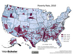 12.13 Poverty Rate, 2010 by Jon T. Kilpinen